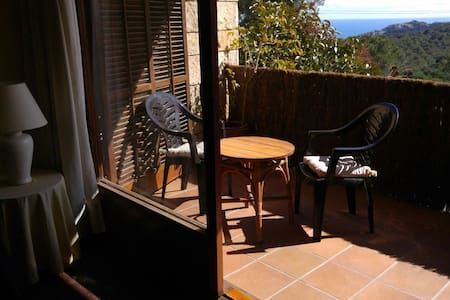 Small apartment in Begur - Begur  - บ้าน