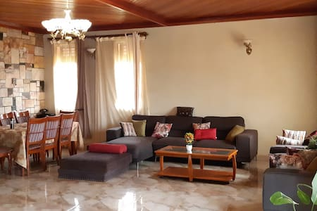 Fully Furnished Cozy 3brdm Home in Kampala city.