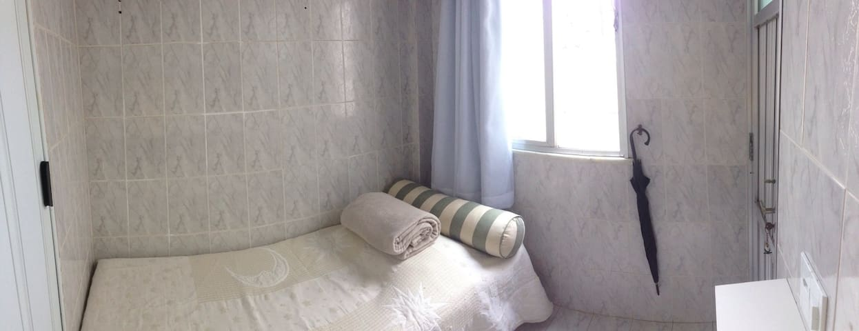 A mini-suite at Copacabana beach! - Rio de Janeiro - Apartment