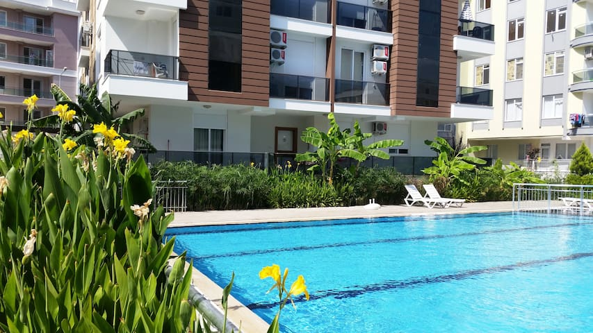 FULL FURNISHED LUXURY APARTMENT for RENT 2 + 1 - Konyaaltı - Apartment