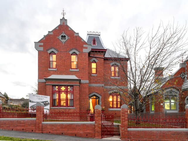 The Residence of MacKenzie Quarters CBD Bendigo