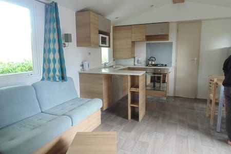3 Bed Mobile Home on 4* Holiday Park - Pont-Aven - Bungalow