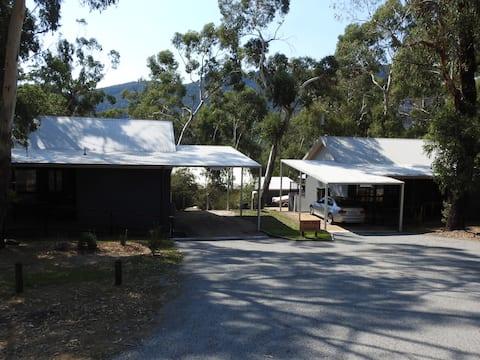 Just finished - Kookaburra Cottage couples retreat