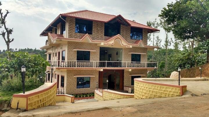 TT Sapthagiri Royal 1 @ Madikeri