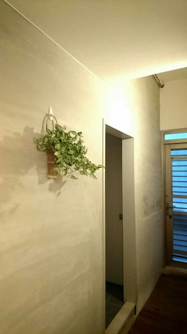 古樸水泥牆
