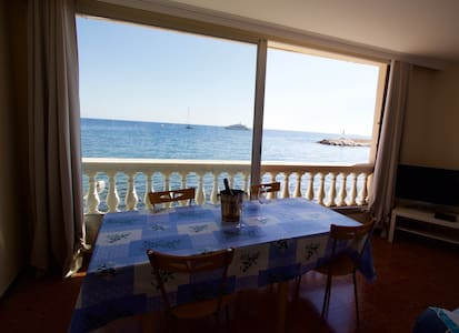 RARE APARTMENT ON THE BEACH - Èze