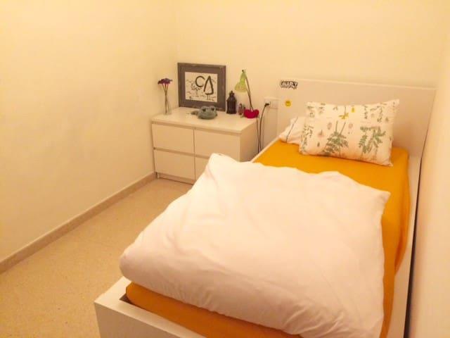 Hab. privada en piso compartido - Terrassa - Apartmen