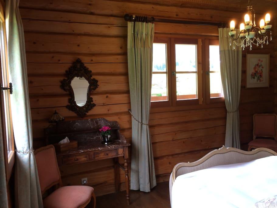 Chalet Ch Telet Abondance Valley Master Bedroom Chalets For Rent In Bonnevaux Rhone Alpes