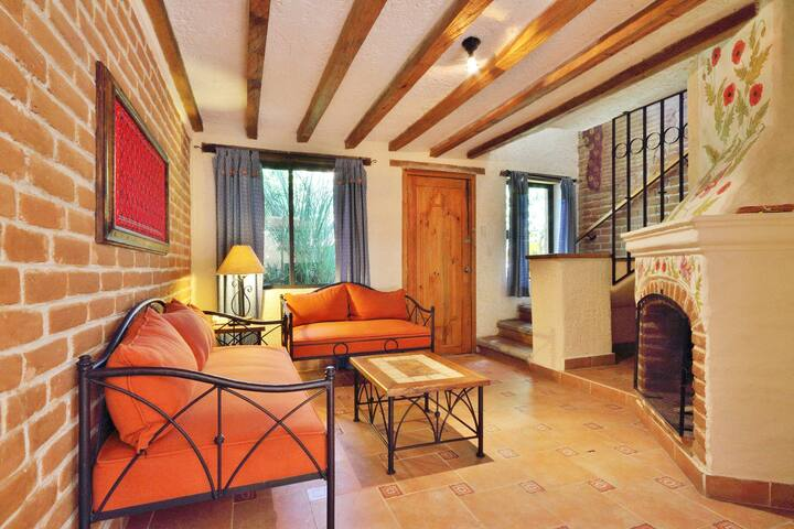 Acogedora Villa con chimenea