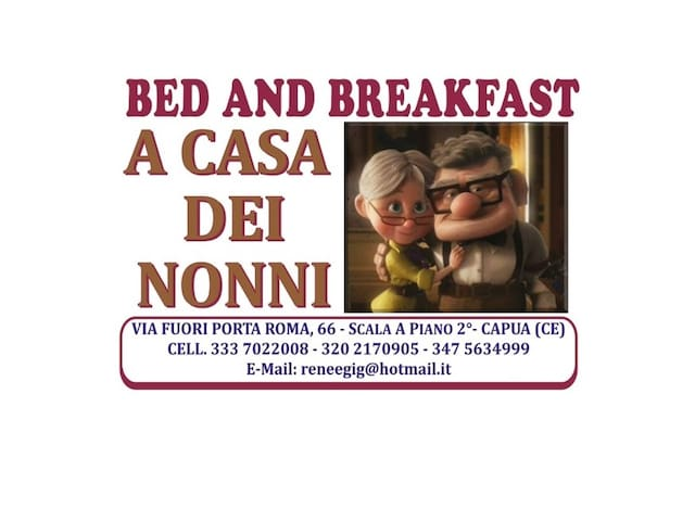 B&B A casa dei nonni - Capua - Bed & Breakfast