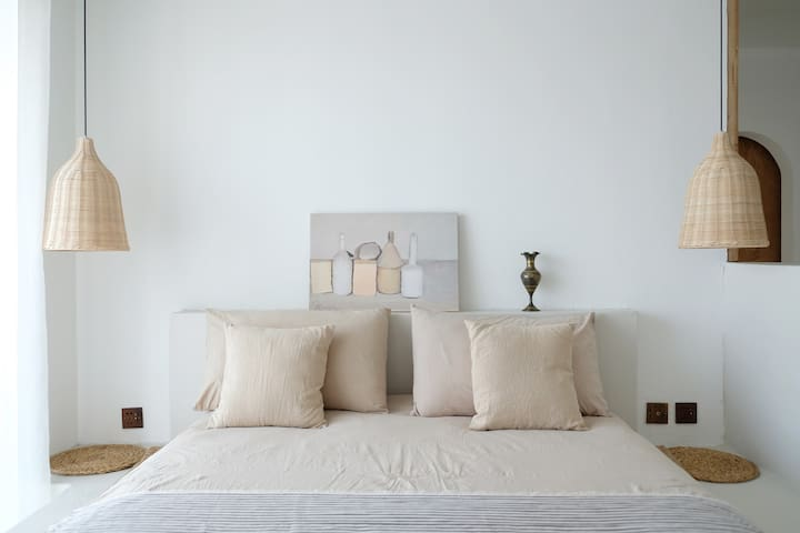 LittleNap Room 6-回民街钟楼市中心地铁口/摩洛哥度假风/西安独一家/点头像看其他房源