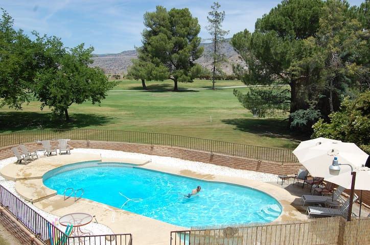River Island Rancho on Golf Course - Springville - House