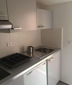 Studio 2 chambres - Mantes-la-Ville - Appartement