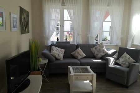 Gemütlich eingerichtete Wohnung -Neptun-
