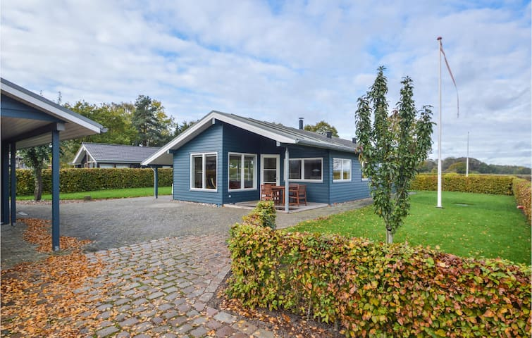 Holiday cottage with 2 bedrooms on 70m² in Haderslev