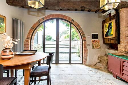 L'Airone Laterina La Penna (Arezzo) - Penna - Apartment