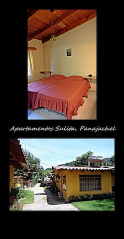 Fully Equipped Apartments. - Panajachel - Leilighet