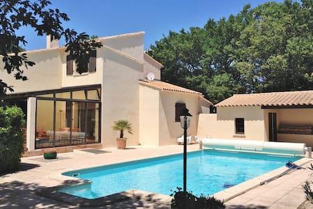 Belle villa provençale de charme