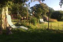 Garten-Idyll