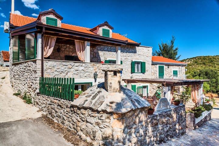 Luxurious Villa Didova Struga with a private pool
