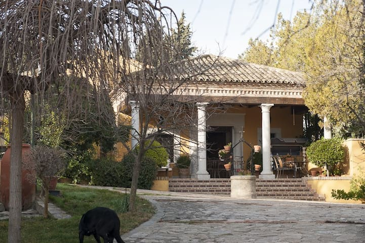 Acogedora casa de campo en Toledo - Olías del Rey - Hus