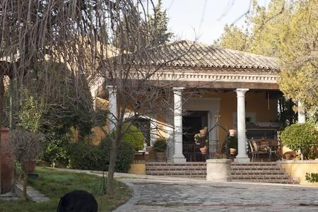 Acogedora casa de campo en Toledo - Olías del Rey - Ház