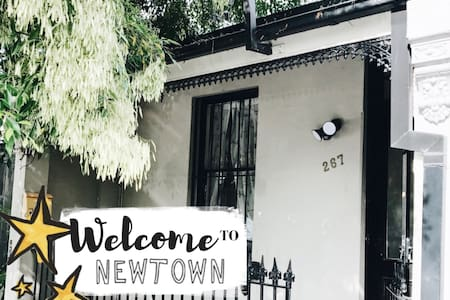 Newtown - Entire house, BEST location & parking