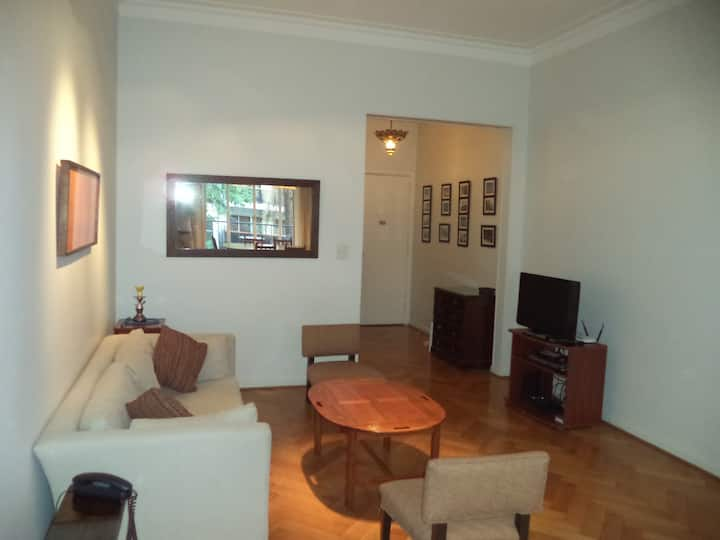 Private Room in Recoleta