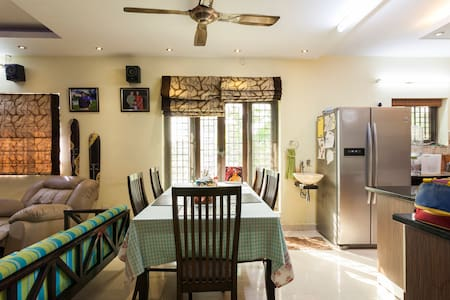 Arun Villa family friendly,cosy accomadation - Chennai