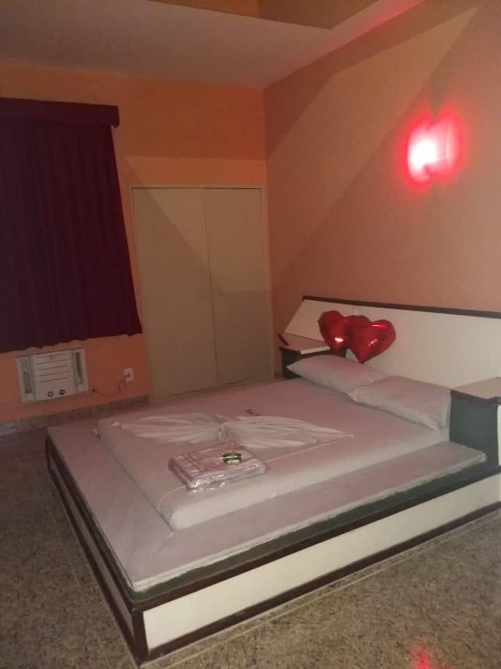 Hotel Barra da Tijuca quarto 9