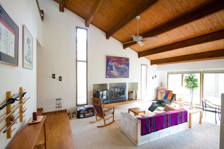 Peaceful space-Good location - Indianapolis - Hus