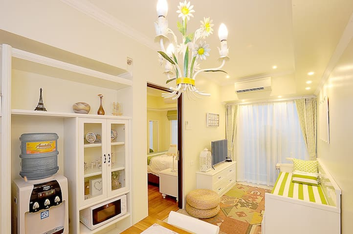Brand New Cozy Apart, at convenient Location. - Sumur Bandung - Apartamento