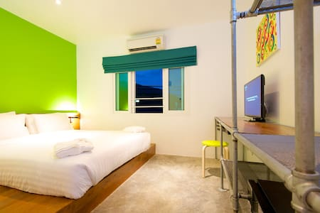 Mint Hotel - 1 BR located Central Sairee Beach - Ko Tao - Pension