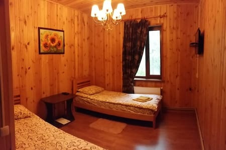 room for 2 guests №4. Zolotoy Bereg Chernihiv
