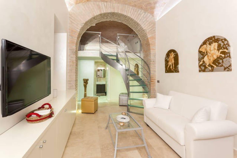 Le 20 migliori loft in affitto a roma su airbnb, lazio, italia ...