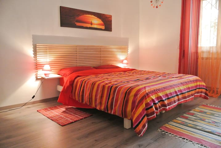 A double room with bathroom near the underground - Rome - Appartement