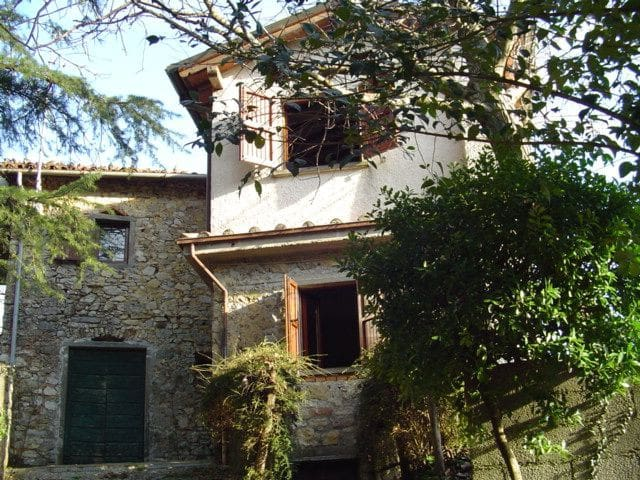 Beautiful, quiet ancient cottage - Casella - Casa
