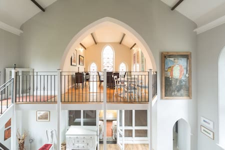 Beautiful Gothic Church Conversion - East Horrington