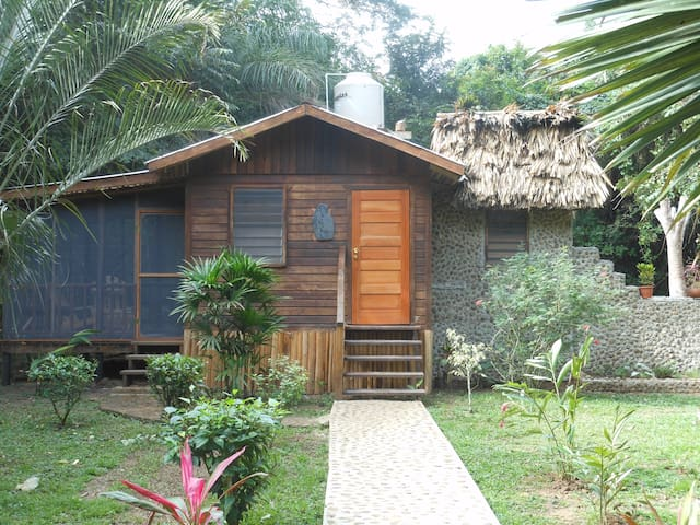Yoga Retreat Exotic Riverfront Jungle Setting - Santa Elena - Bungalov