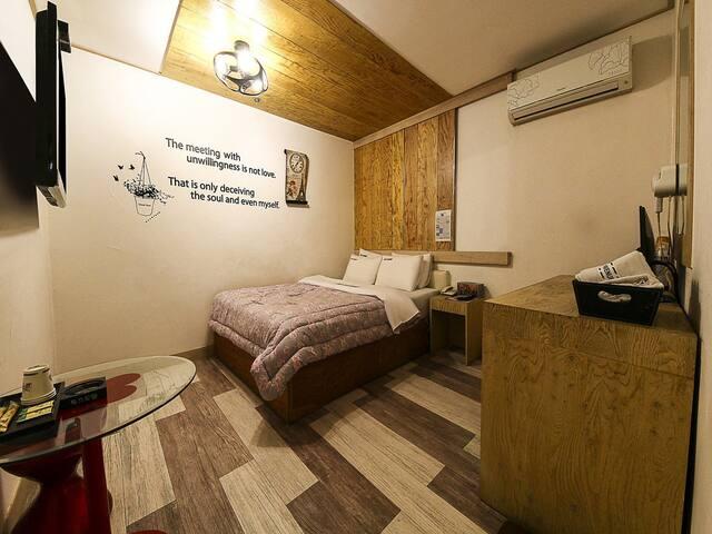 부평 폭스에비뉴호텔 경제적숙박 스텐다드룸