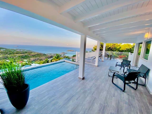 Villa La Montagne
