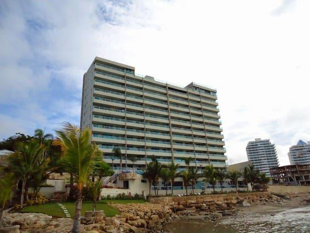 Depto. vista al mar. 1 dormitorio - Salinas - อพาร์ทเมนท์