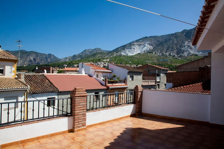 Charming Andalucian townhouse  - Dúrcal - House