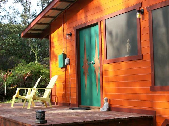 Enchanting Rainforest Hideaway - Pāhoa