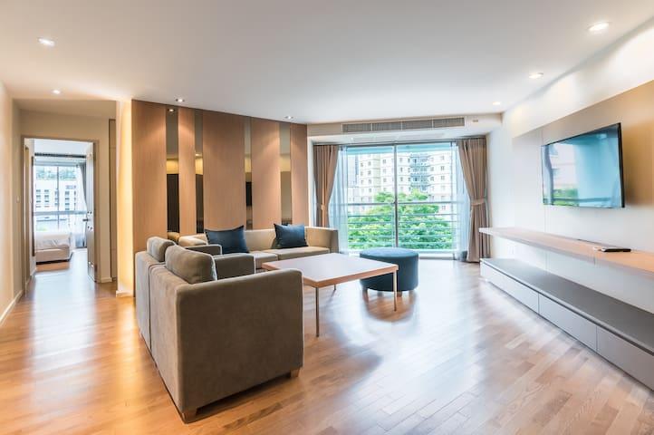 3-Bedroom Garden View 104 sqm Apartment_H051 - Bangkok - Overig
