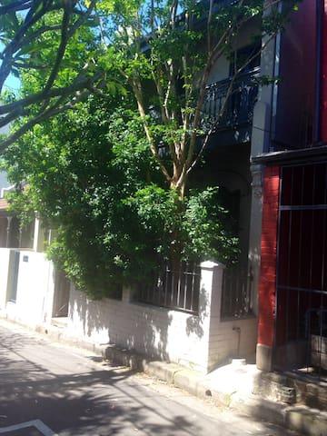 Secluded inner city terrace, Sydney - Redfern - Rumah