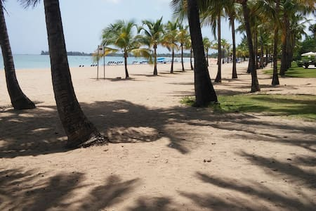 Paradise Beach Front 2 Bed Room Apart WIFI & Pkg