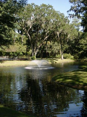 Cottage on Gator Pond