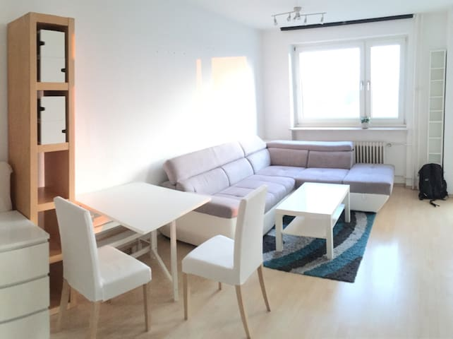 Apartment 7 minutes with S-Bahn from Frankfurt Hbf