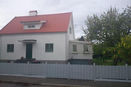 Personlig villa renoverad i 40-tal - Malmö - Villa